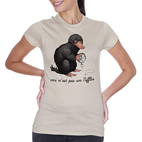 shirt niffler Sand Color Film Choose Fantastici Ur T Animali Magritte npfn7F