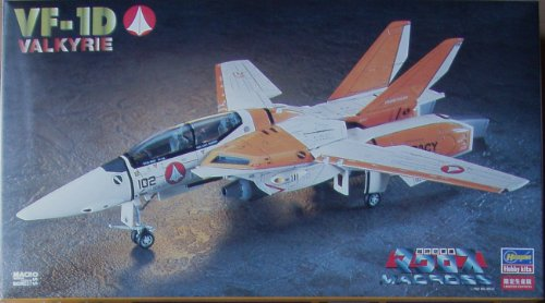 VF-1D Valkyrie Model Kit 1/72 Scale from Hasbro