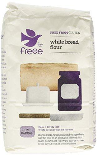 Doves Farm - White Bread Flour - Free From Gluten - 1Kg