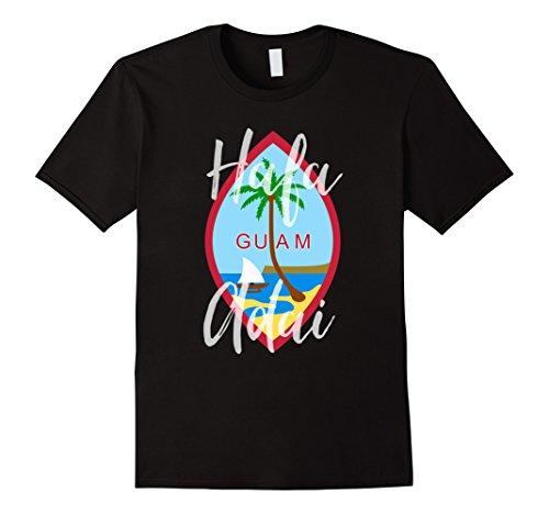 Hafa Adai Guam T Shirt