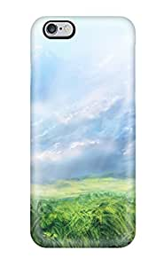 2541066K35361193 Tpu Case Skin Protector For Iphone 6 Plus Nature With Nice Appearance