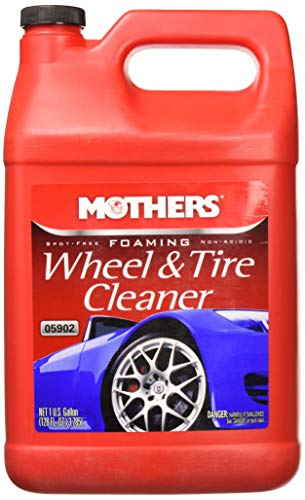 Mothers Foaming Wheel and Tire Cleaner