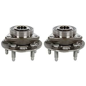 prime choice auto parts hb613290pr front hub bearing assembly pair automotive. Black Bedroom Furniture Sets. Home Design Ideas