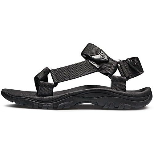 19b3dbb1b694 CLSL AT-M110-BLK 310 Men 13 D(M) Atika Men s Sport Sandals Maya ...