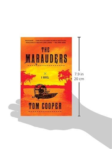 Amazon The Marauders A Novel 9780804140584 Tom Cooper Books