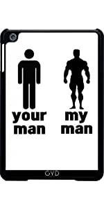 Funda para Apple Ipad Mini - Su Hombre Vs Mi Hombre by wamdesign
