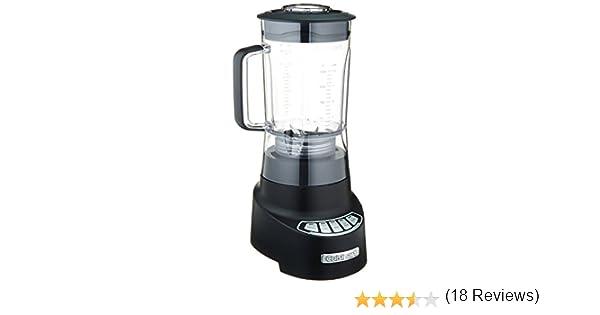 Cuisinart spb-8bk remix6.0 licuadora, 600 W, color negro: Amazon ...