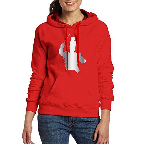 Childrens Drum Major Costume (VCKFMEN Women's Drum Major Marching Platinum Style 3D Hoodies Sweatshirts With Pockets)