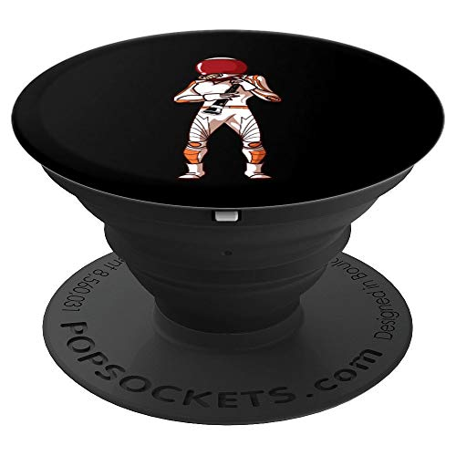 Marching Band Mom Clarinet Mom Player High School Black - PopSockets Grip and Stand for Phones and Tablets