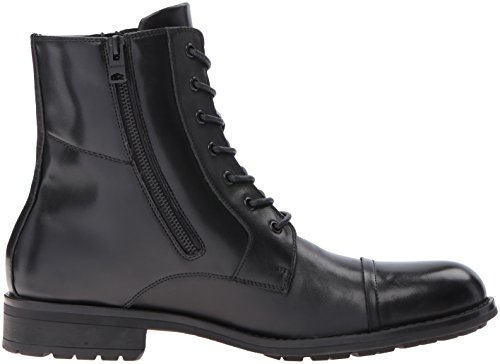 Kenneth Cole Reazione Mens Single Mind Combat Boot Nero