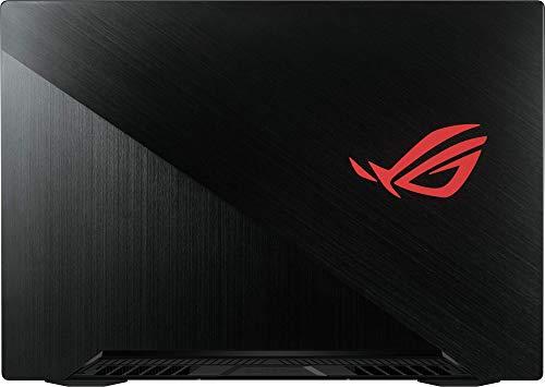 "ASUS ROG Zephyrus G GA502DU-BQ015 - Portátil Gaming de 15,6"" FullHD (Ryzen 7 3750H, 8GB RAM, 512GB SSD, GeForce GTX1660Ti 6GB, Sin sistema operativo) Metal Negro - Teclado QWERTY español 4"