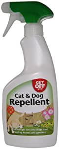 (GET OFF Spray) Cat and Dog Repellent (500ml)