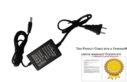 Price comparison product image UpBright 9V AC/DC Adapter for Native Instruments NI Machine Traktor Kontrol S2 MK2 S2MK2 DJ System Controller Audio 10 6 Scratch A10 A6 9-20 V DC 9VDC - 20V Power Supply Cord Cable Charger Mains PSU