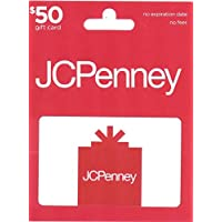 $50 JCPenney Gift Card