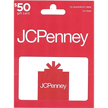 JCPenney Gift Card $50