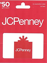 JCPenney $50 Gift Card
