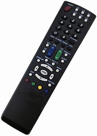 General Remote Control Fit For Sharp LC-60E77UN LC-60E88UN LC-42D65UT LC-42D65UT LC-60E88UN LC-3242U AQUOS LCD HDTV TV