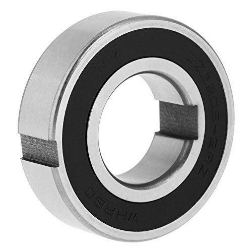 Sprag One Way Clutch Bearing Dual Keyway Freewheel Clutch Bearing 255215mm CSK25PP Backstop Sprag Bearing ()