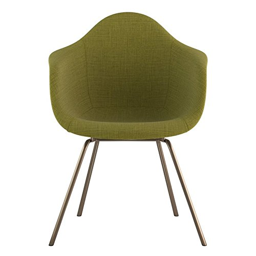 NyeKoncept 332002CL2 Mid Century Classroom Arm Chair, Avocado Green from NyeKoncept