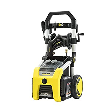 Karcher K 2000 Electric Power Pressure Washer 2000 PSI, 1.3 GPM