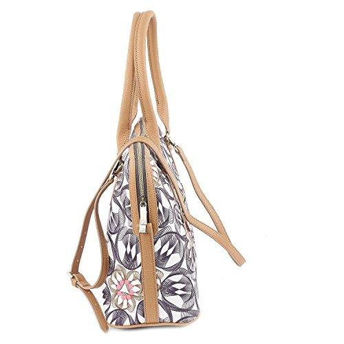 Oilily Shoppers Carry Grau hombro x Mujer bolsos H All 15x29x33 M T Charcoal y cm de 5 B F1FtnxwRqr