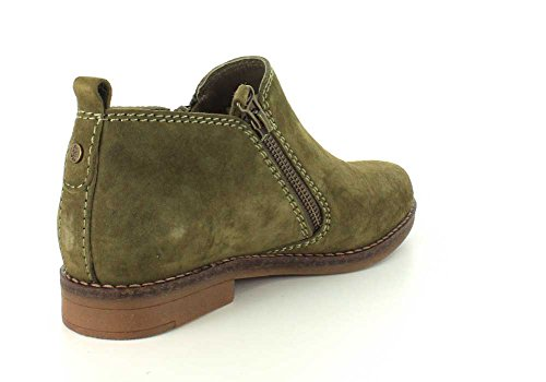 Mazin suede Hush Cayto Women's Dark Olive Shoes Puppies qBC0wExCz