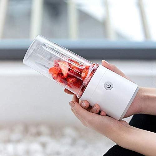 LYYN Mini licuadora Exprimidor portátil Mezclador Cocina eléctrica Mano procesador de Alimentos Jugo rápido Corte batería de Carga