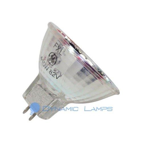FXL 21613 GE 410W 82V MR16 Multi Mirror Quartzline Overhead Projection Lamp ;#G344T3486G 34BG82G245986 - Fxl Lamp