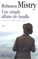 Simple Affaire de Famille (Une) (Collections Litterature) (French Edition)