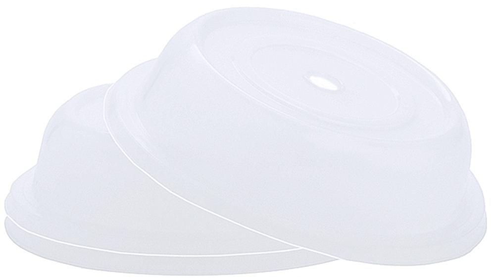 Contacto Tellerglocke 28,0 cm transparent