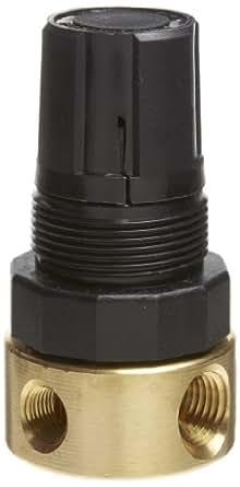 Parker R364 02c Regulator Relieving Type 0 125 Psi