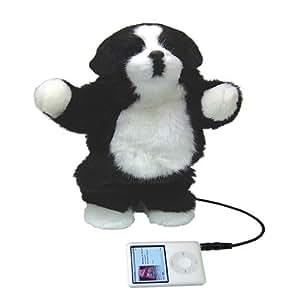 Dancing Dog Speaker BLACK WHITE