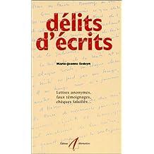 DLITS D'CRITS