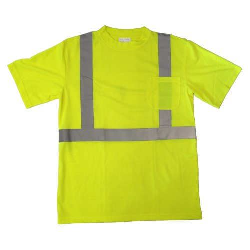 Utility Polyester High Vis T Shirt protector