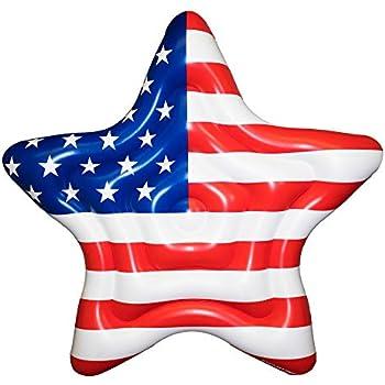 Amazon.com: Swimline Patriotic American Flag Series