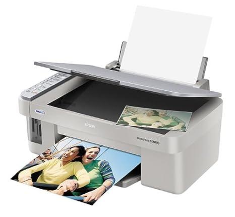 Amazon.com: Epson Stylus CX4600 Photo Impresora, copiadora ...