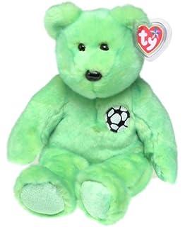 12fda6bb674 Ty Beanie Buddies - Shamrock the St Patricks Bear  Toy