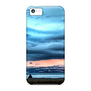 RoccoAnderson Fashion Protective Sky Cases Covers For Iphone 5c