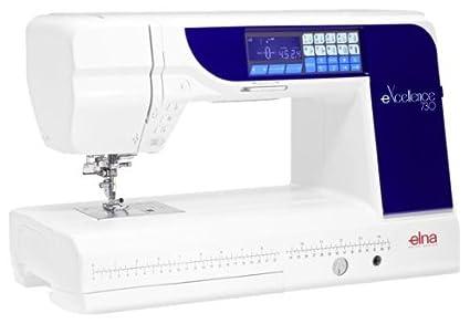 Elna Excellence 730 Máquina de coser