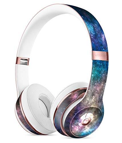 Vector Space DesignSkinz Full-Body Skin Kit for The Beats by DRE Solo 3 Wireless Headphones/Ultra-Thin/Matte Finished/Protective Skin Wrap by iiRov
