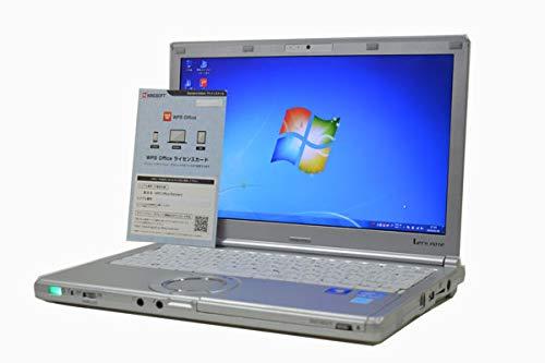 最上の品質な ノートパソコン 7【OFFICE搭載】 SSD 128GB 128GB Panasonic DtoD Let'snote CF-SX1 第2世代 Core i5 2540M HD+ (1600×900) 12.1インチ 4GB/128GB/DVDマルチ/WiFi対応無線LAN/Bluetooth/Webカメラ/Windows 7/ 64bit32bit DtoD リカバリディスク作成機能 軽量1.40kg B07PDCVW4M, passtem saison:e823564b --- arianechie.dominiotemporario.com