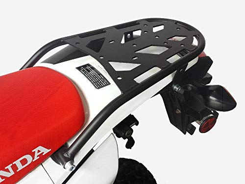 Precision Motorcycle Racks Honda CRF250L 250M Rally Enduro Series Rear Luggage Rack (12-Present) ()