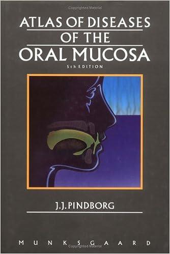 Atlas of Diseases of the Oral Mucosa: Jens Jorgan Pindborg