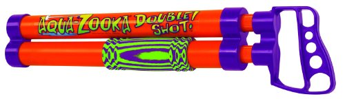 AQUA ZOOKA DOUBLE SHOT, 18