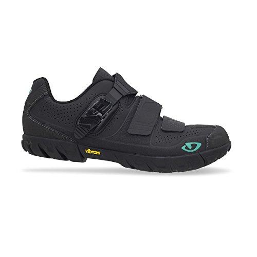5c129f898f18dc Giro Terradura Mountain Cycling Shoe - Women s Black Dynasty Green