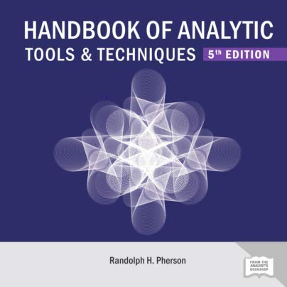 Handbook of Analytic Tools & Techniques, 5th edition