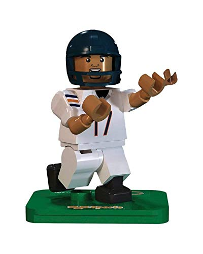 OYO NFL GEN3 Chicago Bears Alshon Jeffery Limited Edition Minifigures, Blue, Small