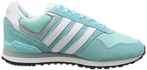 Ftwbla Plamat Kvinners Joggesko Kw Blå 10 agucla Adidas 36 qYEw04