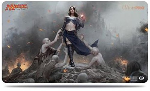 Magic The Gathering Origins Liliana Vess Play Mat Card Game