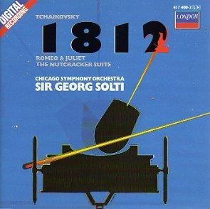 Tchaikovsky: 1812, Romeo & Juliet, The Nutcracker Suite
